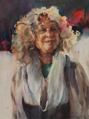 """Old Soul, Dear Heart"" by Kate Aubrey was selected as Best of Show for the 2016 TnWS Biennial."