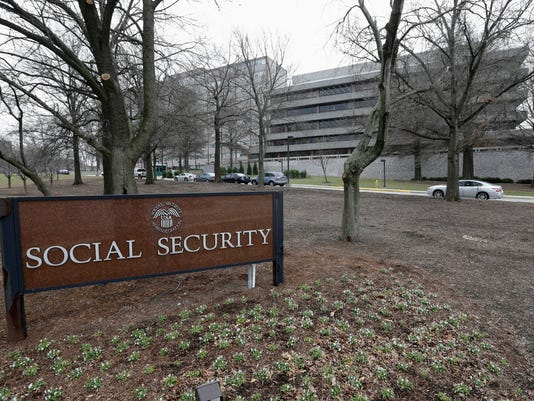 AP SOCIAL SECURITY OFFICE CLOSINGS A FILE USA MD
