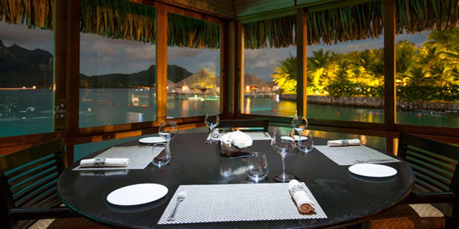 World S Best Restaurants With Sunset Views