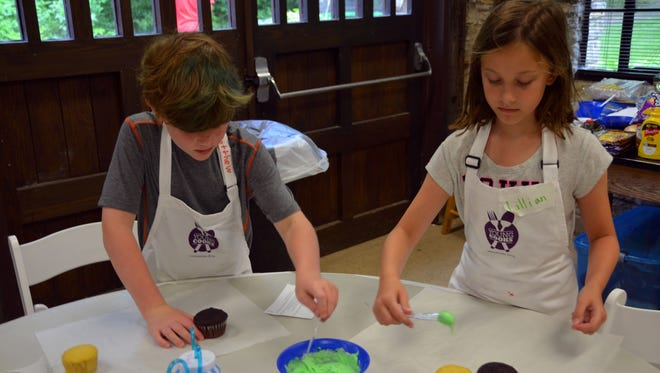 Minnetrisa will offer cooking camps for two age groups this summer.