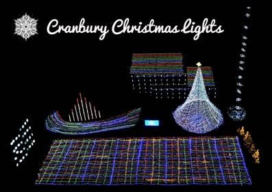 Delightful 635848310020432573 Cranbury Christmas Lights Nice Design