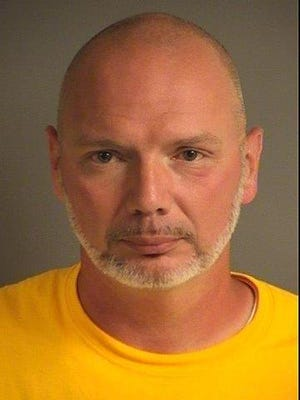 Lee David Griebel, 44, of Adel, was arrested for public intoxication shortly before 3:30 p.m. Saturday.