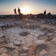 Archaeologists find 14,000-year-old flatbread remains in Jordan