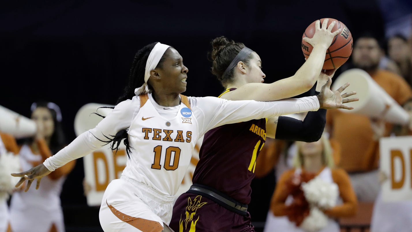 Texas rolls over Arizona State and into Sweet 16 85-65