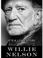 """""""It's a Long Story"""" by Willie Nelson"""