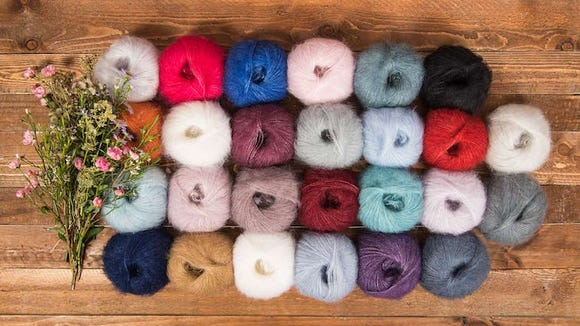 Loveknitting.com has launched its own brand of natural-fiber yarns, which it sells along side many other popular brands in all price ranges.