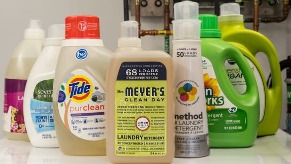 Green up your laundry this Earth Day with the best eco-friendly detergents