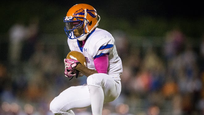 Spencer Stowers went 1-9 his first season at Westwood in 2012 but has gone 15-6 the last two seasons.