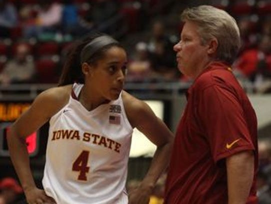 Iowa State settled Nikki Moody's lawsuit, which originally