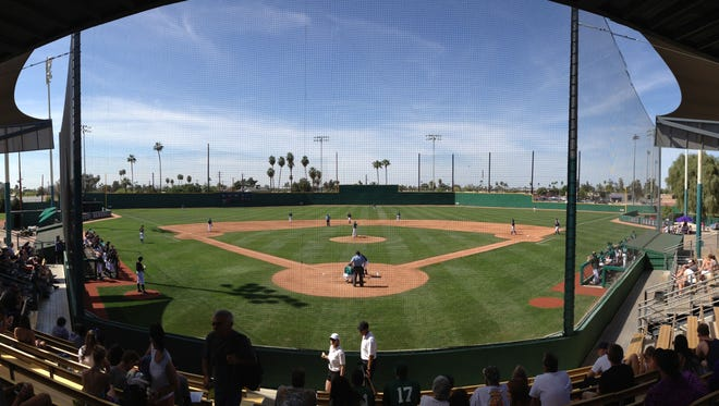 Grand Canyon's baseball stadium is one of the Valley's best-kept secrets, and the games are  free.