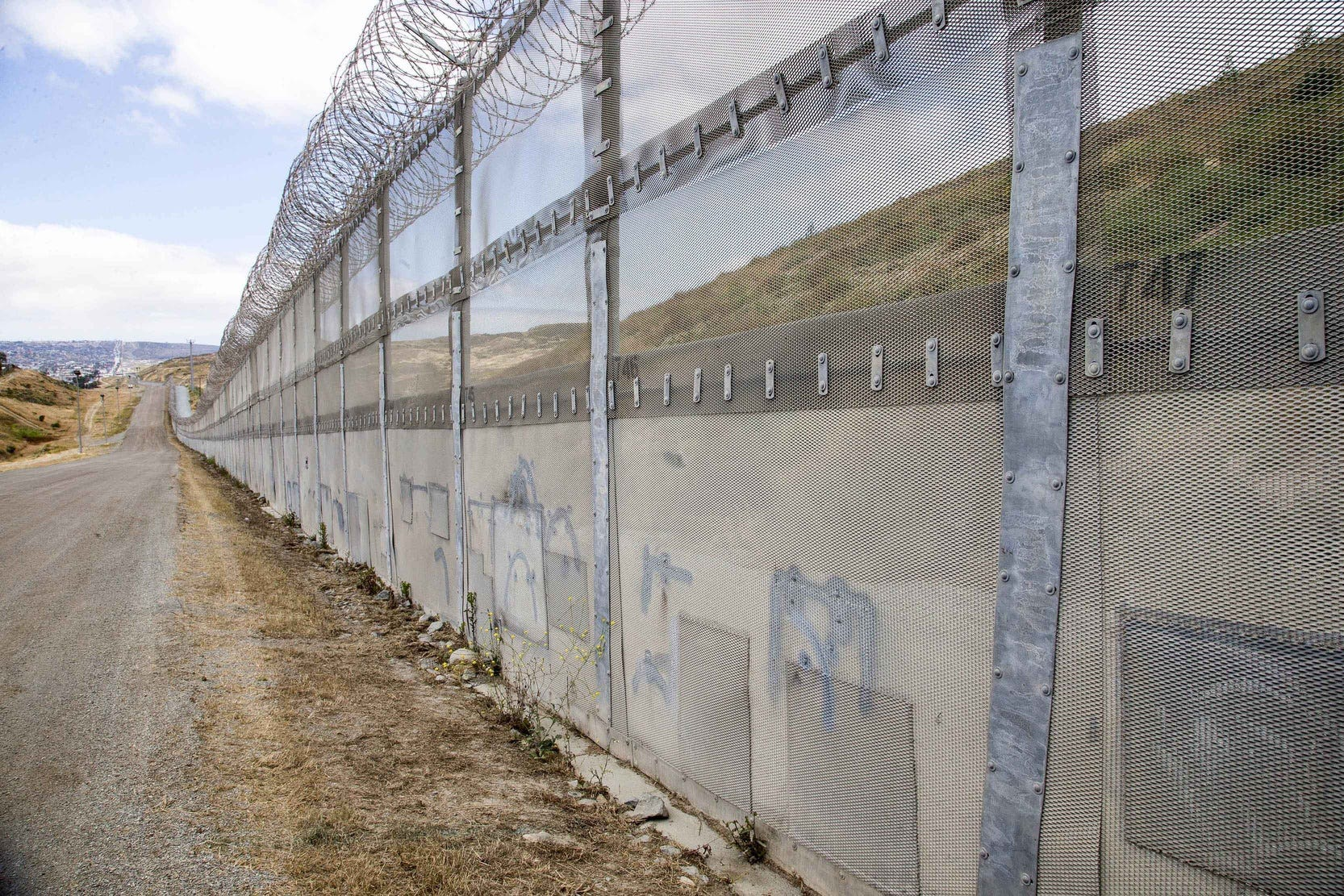 THE WALL How long is the USMexico border
