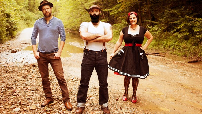 The Reverend Peyton's Big Damn Band headlines Stowe's Spring Shakedown on Saturday at the Rusty Nail.