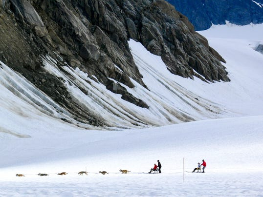 Dog-sledding in Alaska: best excursion ever?