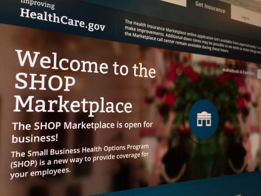 HealthCare.gov marketplace