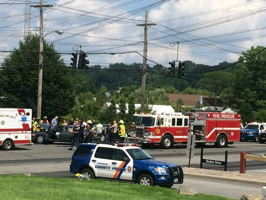 Saw Mill River Road crash