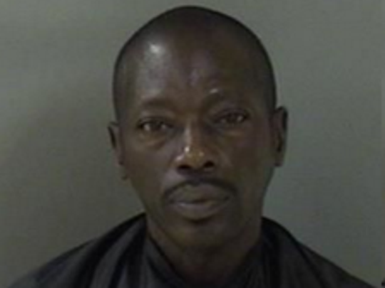 Andrew Coffee, 53, is seen in this mugshot.