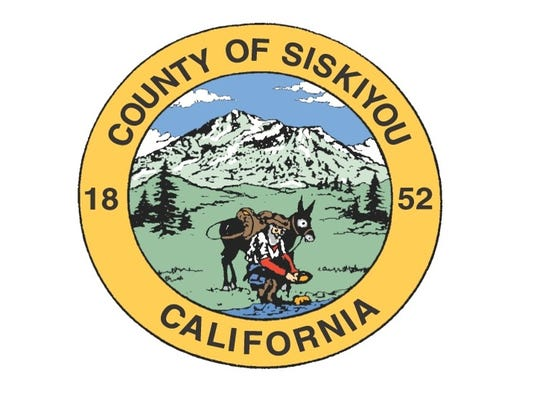 #stockphoto - Siskiyou County seal