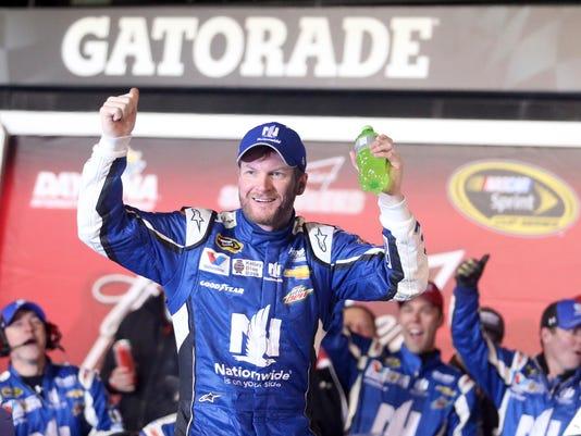 NASCAR: Budweiser Duel 1
