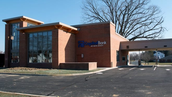 Capital Bank of New Jersey on South Main Road in Vineland