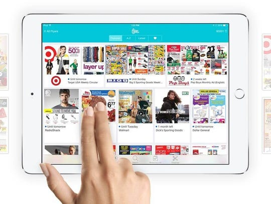 Flipp puts store circulars, coupons, rebates and loyalty cards in one place.