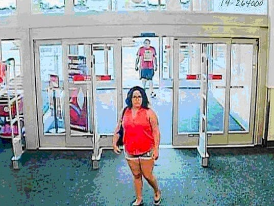 Help find south fort myers credit card thief for Global motors fort myers florida