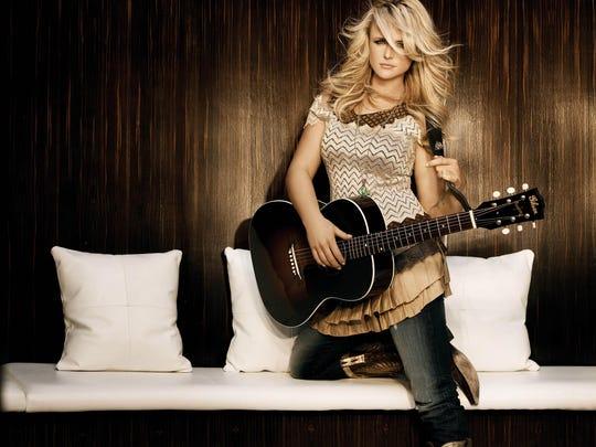 Country music star Miranda Lambert