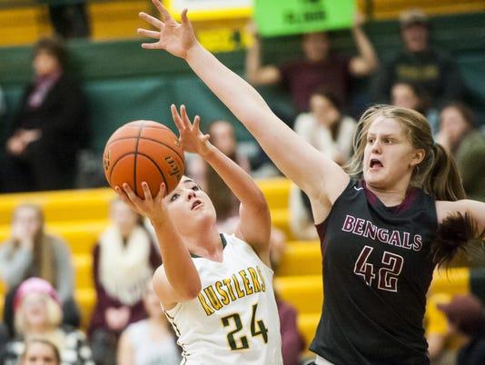 CMR v Helena Girls' Basketball