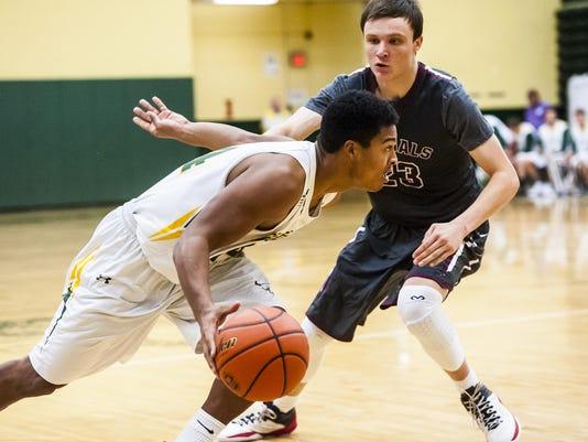 CMR Boys' Basketball