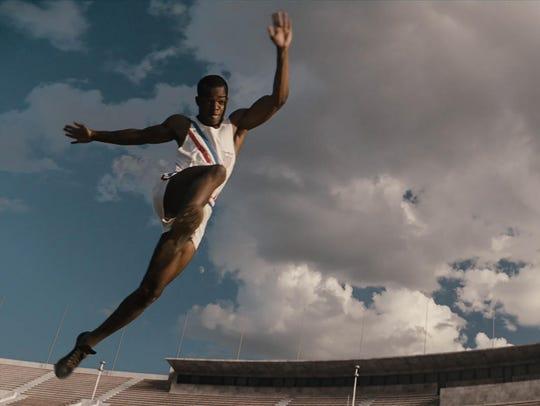 "Stephan James stars as Jesse Owens in ""Race."""