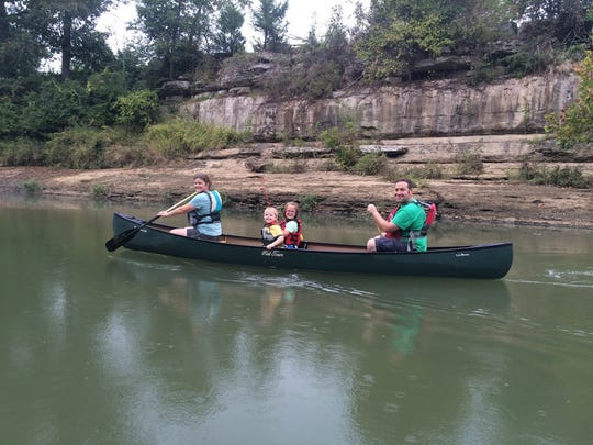 The Duck River, which flows through Henry Horton State Park, offers many opportunities for visitors to enjoy being outdoors, including ranger-led canoe floats and, this year for the first time, tube floats.