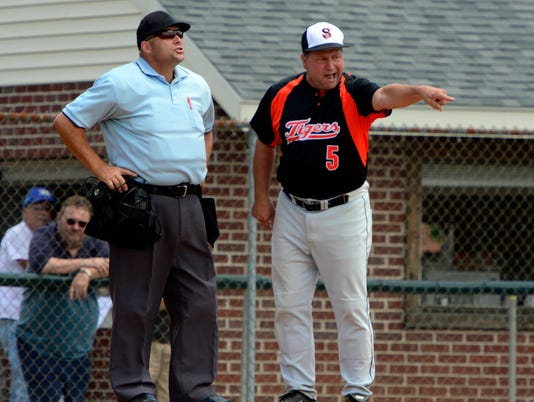 PHOTOS: Stoverstown vs. Mount Wolf Central League baseball