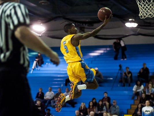 Basketball UGF v Shepherd