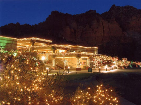 Tuacahn Center for the Arts will host its annual Christmas in the Canyon celebration every Monday, Thursday, Friday and Saturday from Nov. 25 through Dec. 23.