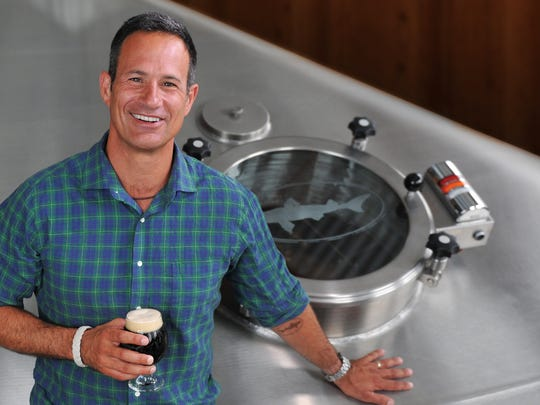 Sam Calagione, President & Founder, Dogfish Head Craft Brewery.
