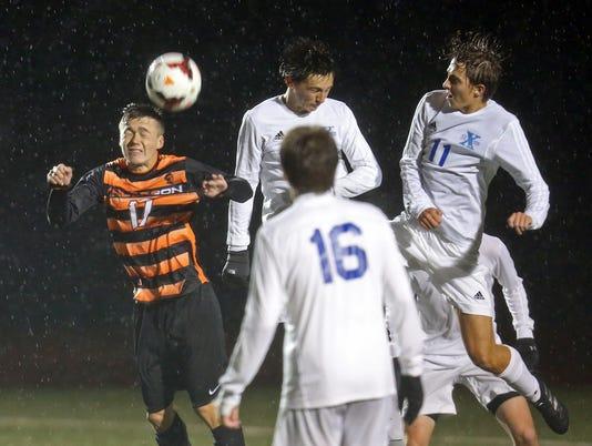 Anderson vs St. Xavier Boys Soccer Regional