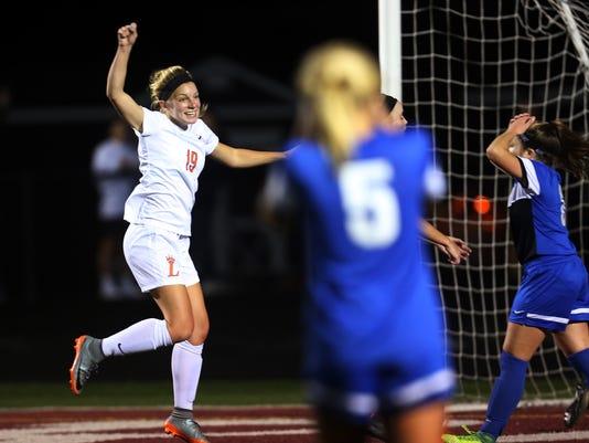 Loveland vs Springboro Women's soccer