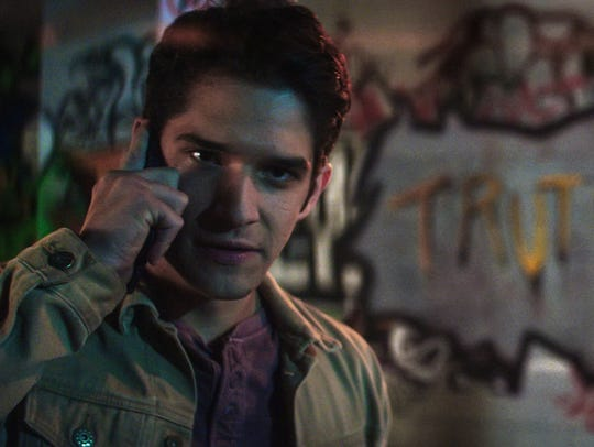 "Tyler Posey stars in ""Truth or Dare."""