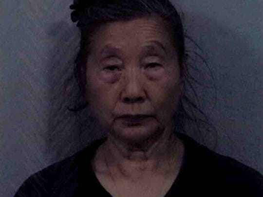 This Oct. 22, 2012 photo provided by the California Department of Corrections and Rehabilitation shows Gui Fei Zhang.  Zhang 73, was serving a life sentence  for second degree murder when she died Feb. 17, 2015 in California Institution for Women in San Bernardino County.  Zhang whose death was ruled a suicide, is one of four women to kill themselves at this facility in the last 18 months.(California Department of Corrections and Rehabilitation via AP)