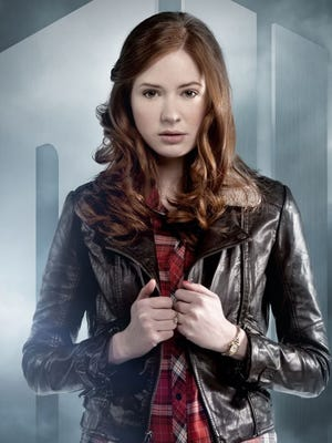 """Karen Gillan played Amy Pond in """"Doctor Who."""" The actor will appear at Wizard World Portland."""