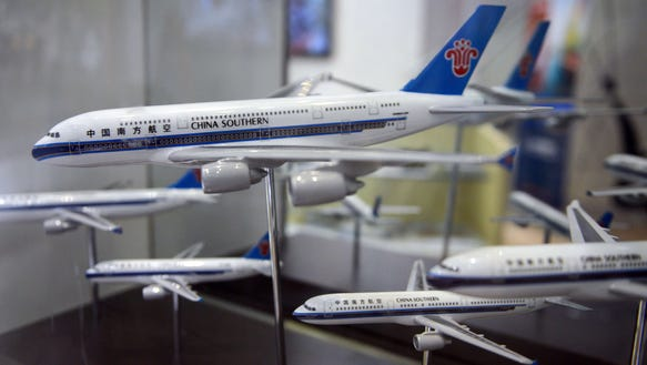 China southern eyes new york flights for summer 2014 - China southern airlines guangzhou office ...