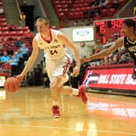 Ball State's Sean Sellers was named Mid-American Conference Freshman of the Year.