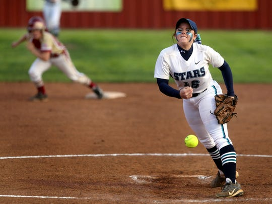 Former Siegel standout Veronica Westfall will return to her alma mater to teach and be an assistant softball coach in 2020-21.