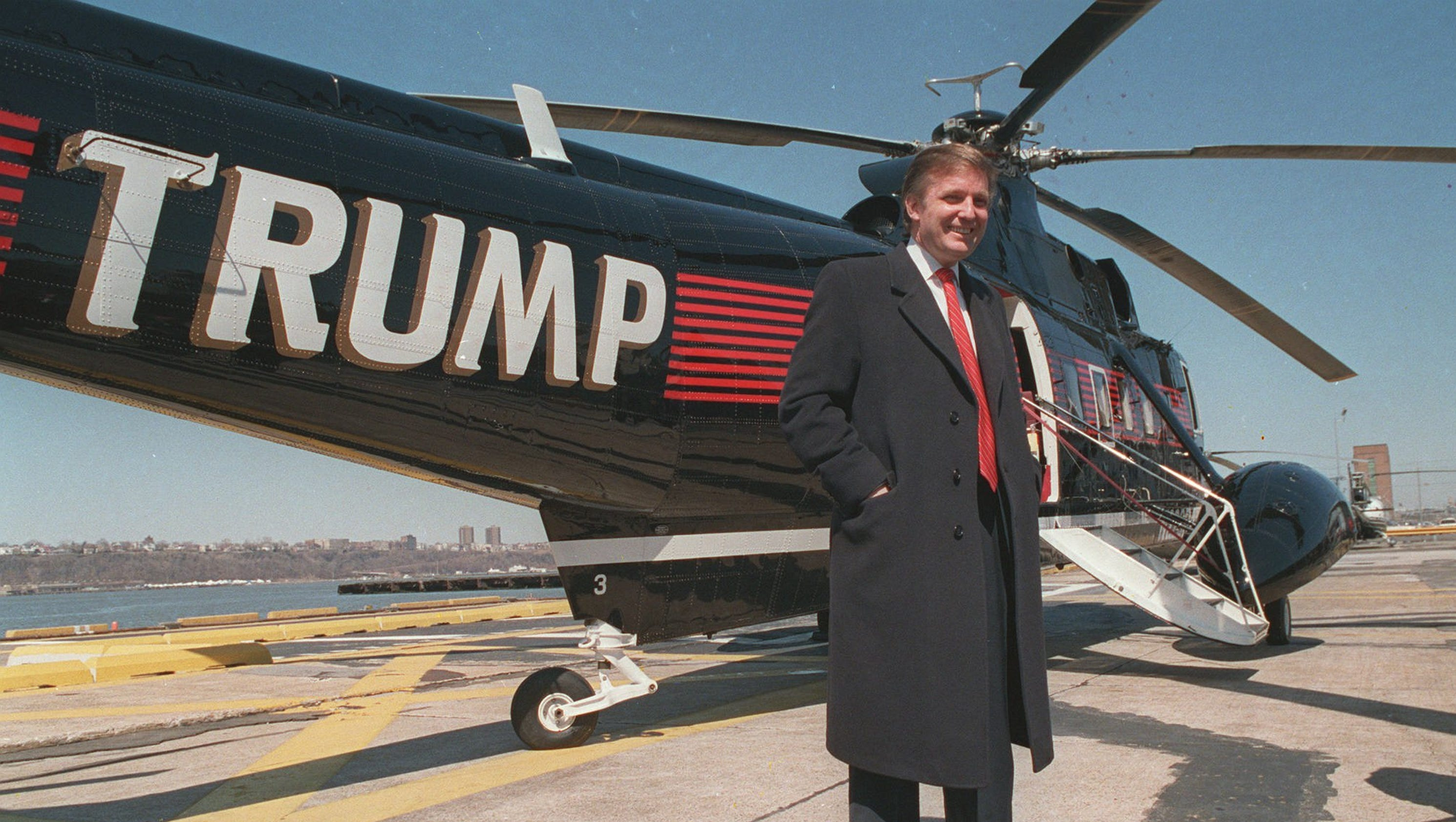 Donald Trump: A look at his career and 2016 campaign
