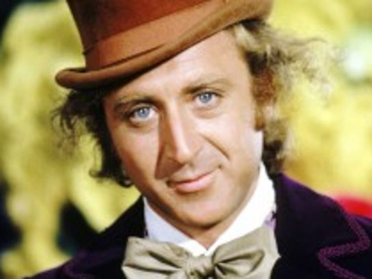 "A free showing of ""Willy Wonka and the Chocolate Factory"""