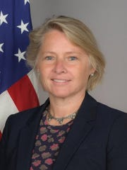 Acting Assistant Secretary of State Susan Thornton