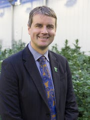 Dr. Kyle Kingsley is chief executive officer of Vireo, a medical marijuana conglomerate with businesses in New York.