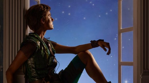 "Allison Williams stars in ""Peter Pan Live."""