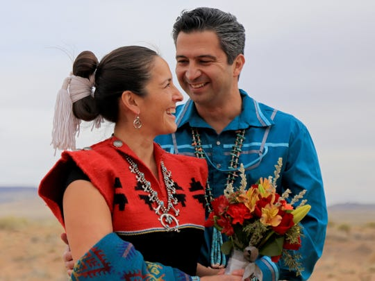New To Me Experience A Traditional Navajo Wedding
