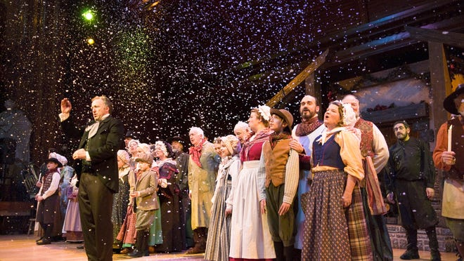 This year the Christmas Revels will be held virtually. The Revels are looking for singers and is soliciting video submissions with a deadline of Sept. 18.