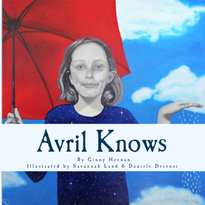"""Allergy-friendly: The book """"Avril Knows"""" takes a positive perspective of food allergies"""